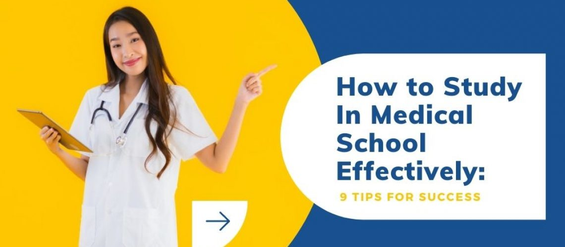 How to Study In Medical School (2)